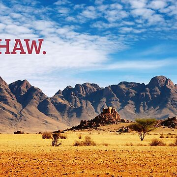 Yee Haw, desert by Nolan12