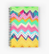 Ice Cream Spiral Notebook