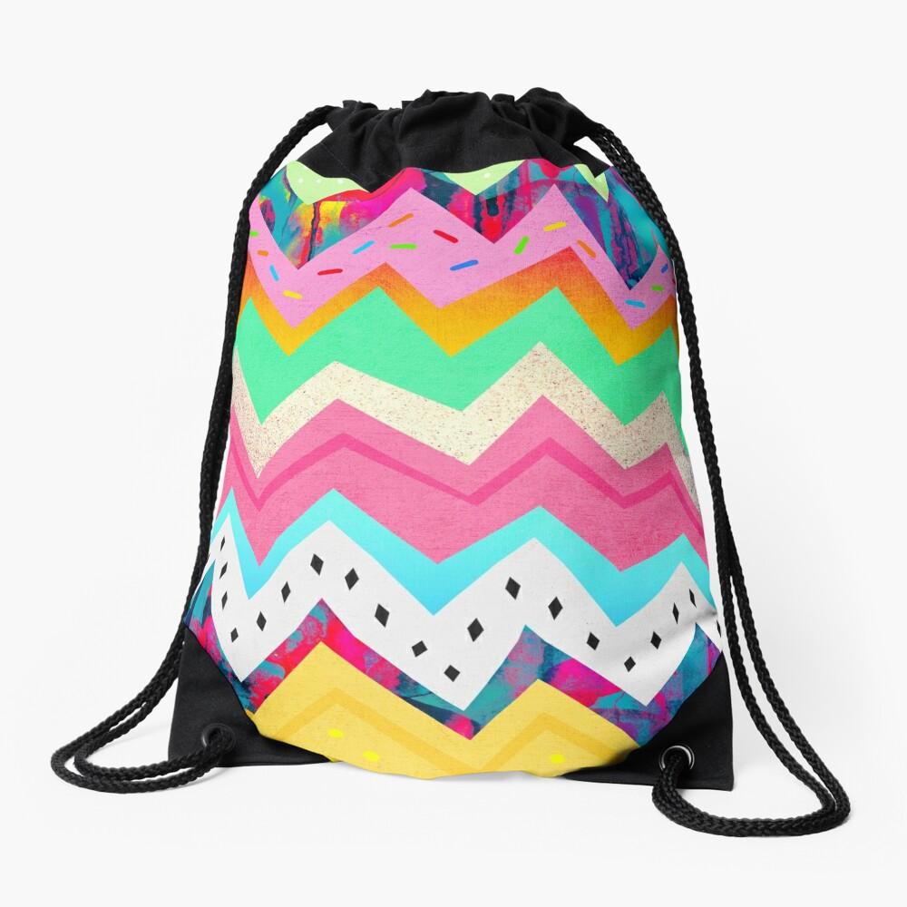 Ice Cream Drawstring Bag