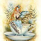 Nicht deine Tasse Tee von Janna Prosvirina von Jannafairyart