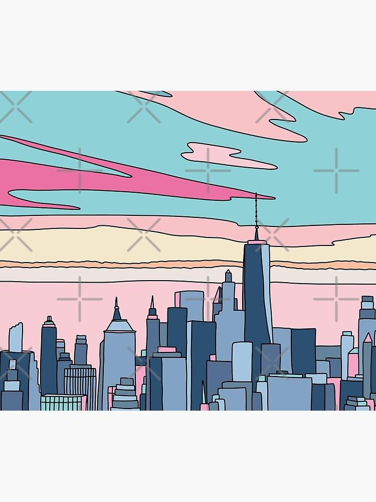 City sunset by Elebea by elebea