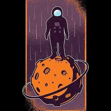 Astronaut by soondoock