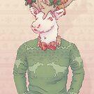 « Dasher le Renne » par HypathieAswang