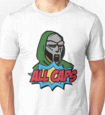 Camiseta ajustada Hip Hop Doom