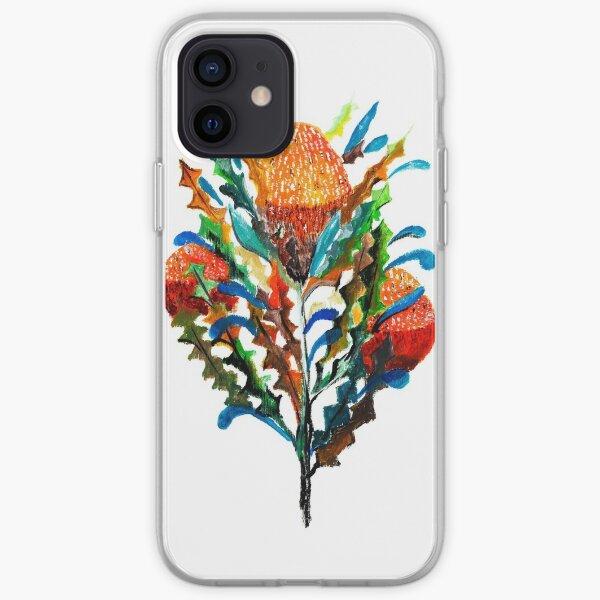 Banksias iPhone Soft Case