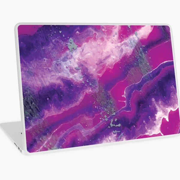 Orchid Visions Laptop Skin