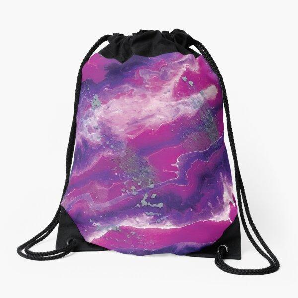 Orchid Visions Drawstring Bag