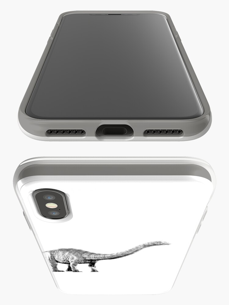 Vista alternativa de Funda y vinilo para iPhone Deceptive Lizard
