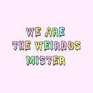 Wir sind die verrückten herr (pastell) von princessbedelia
