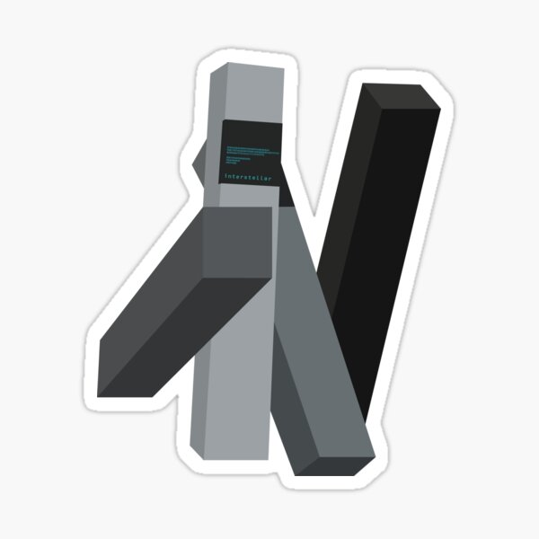 TARS Sticker