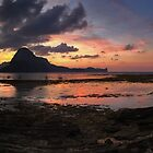 Sunset Panorama - El Nido, Philippines by GypsySoulImages