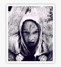 Hood in the Wood Sticker