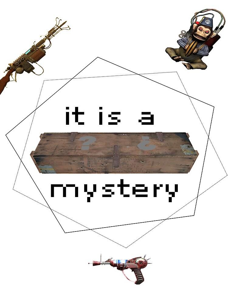 Es una caja misteriosa de blackspiritrng