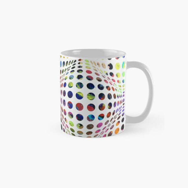 Homage (To Victor Vasarely) Classic Mug