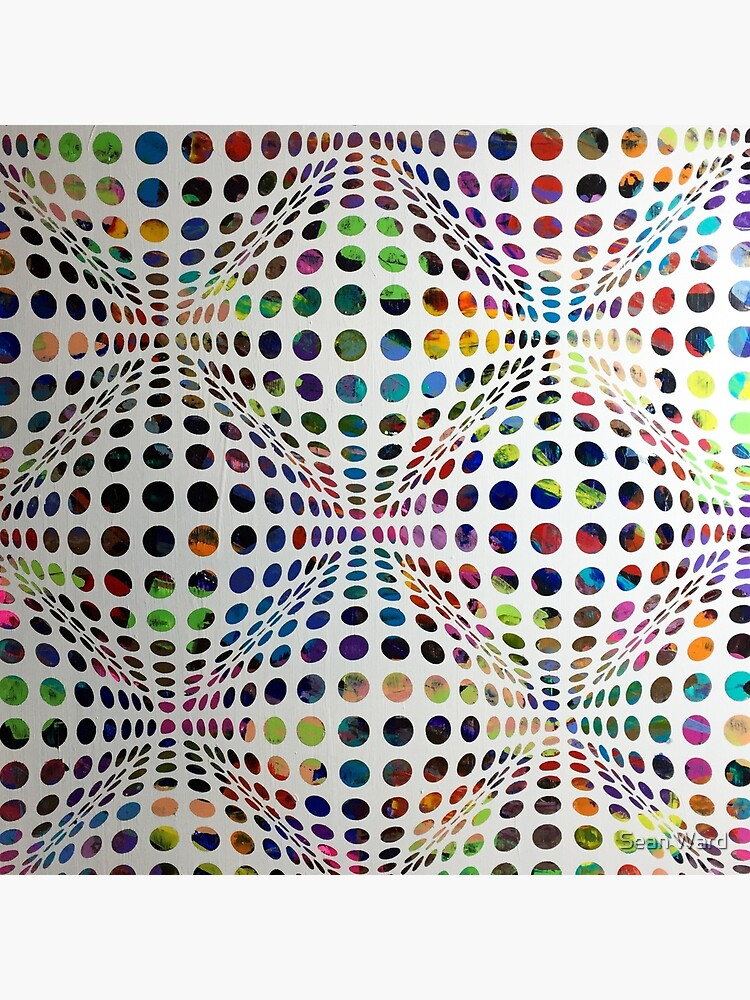 Homage (To Victor Vasarely) by SeanCWard