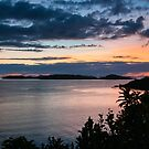 Sunset over Coron Islands - Coron, Philippines by GypsySoulImages