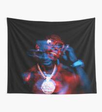 Gucci Mane - Evil Genius Wall Tapestry