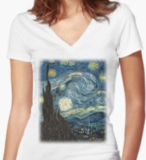 db978319299 Famous Oil Painting   Mixed Media Women s T-Shirts   Tops