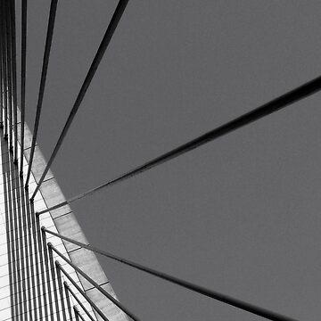 Anzac Bridge #3 by ElizabethMcPhee