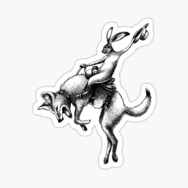 Varmint Rodeo Sticker