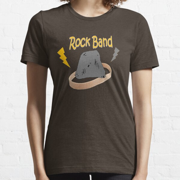 Rock Band Essential T-Shirt