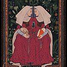The Bedington Maids by thedrawingduke