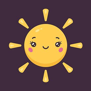 Cute Sun by zoljo