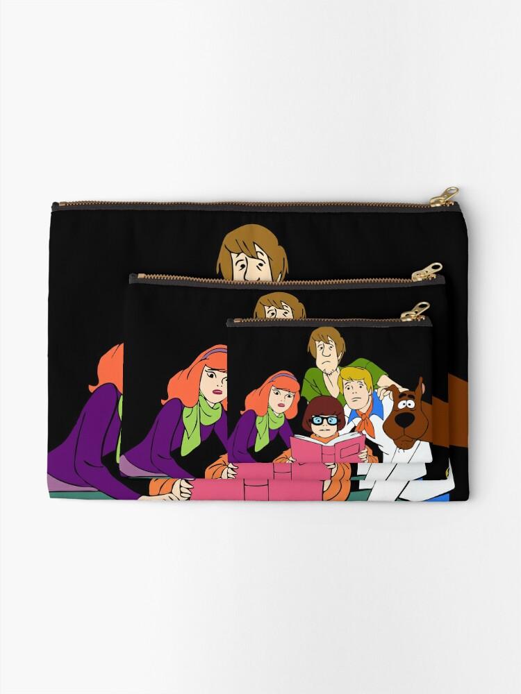 Alternative Ansicht von Scooby Doo Täschchen