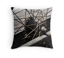 Axle Throw Pillow