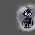 Little robot buddy by jumpy