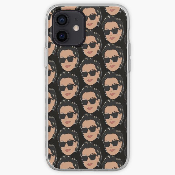 kris jenner iPhone Soft Case
