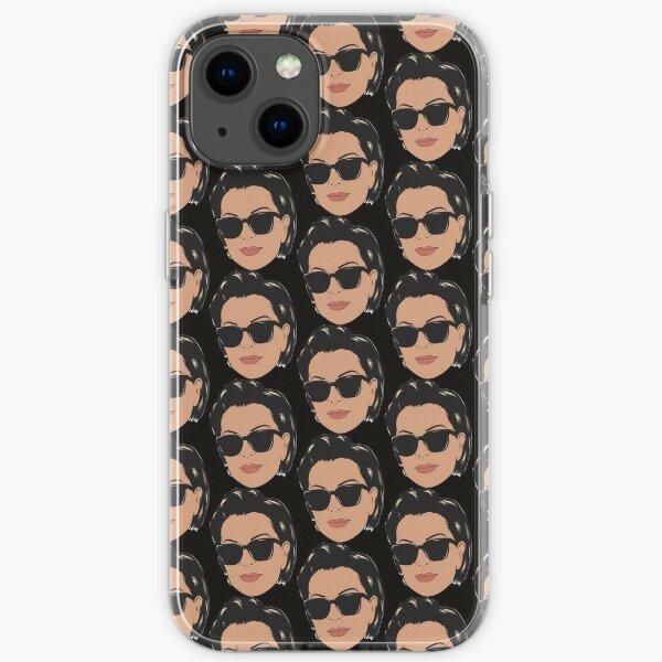 kris jenner iPhone Soft Case