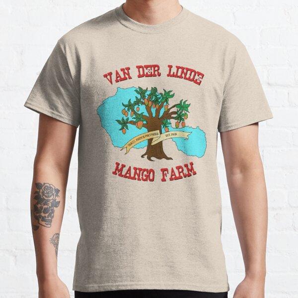 Van Der Linde Mango Farm Classic T-Shirt