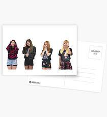 Blackpink Postcards