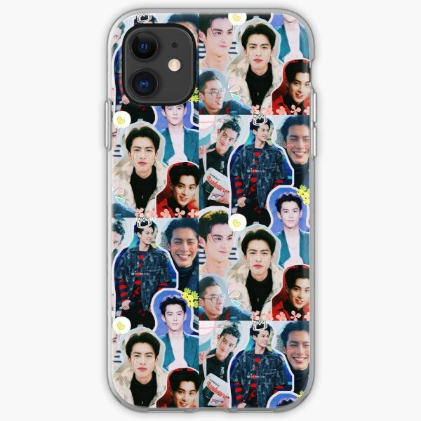 DYLAN wang  iPhone Soft Case