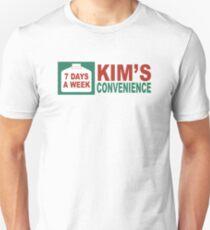 Kims Bequemlichkeit Slim Fit T-Shirt