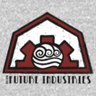 The New Future Industries by Atomic Octopus  Designs