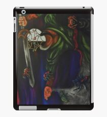 Supreme Ninja Master, Tsuchigumo: Eight Diagram Sword Technique  iPad Case/Skin