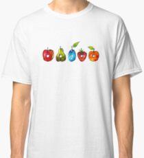 The Very Hungry Caterpillar Fruit (White) Classic T-Shirt