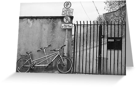On A Bicycle Made For Two by rorycobbe