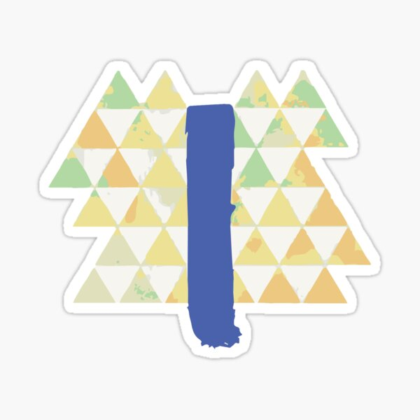 Blue Slide Park Sticker