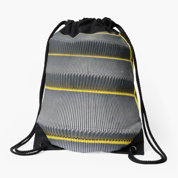 #metallic #steel #pattern #modern #design #industry #aluminum #illustration #abstract #stainlesssteel #alloy #horizontal # #colorimage #ironmetal #striped #glassmaterial #inarow #styles #durability Drawstring Bag