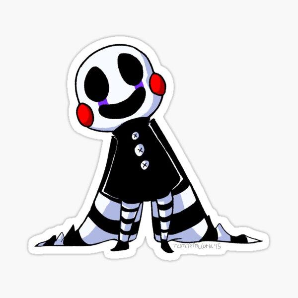 Baby Puppet Sticker