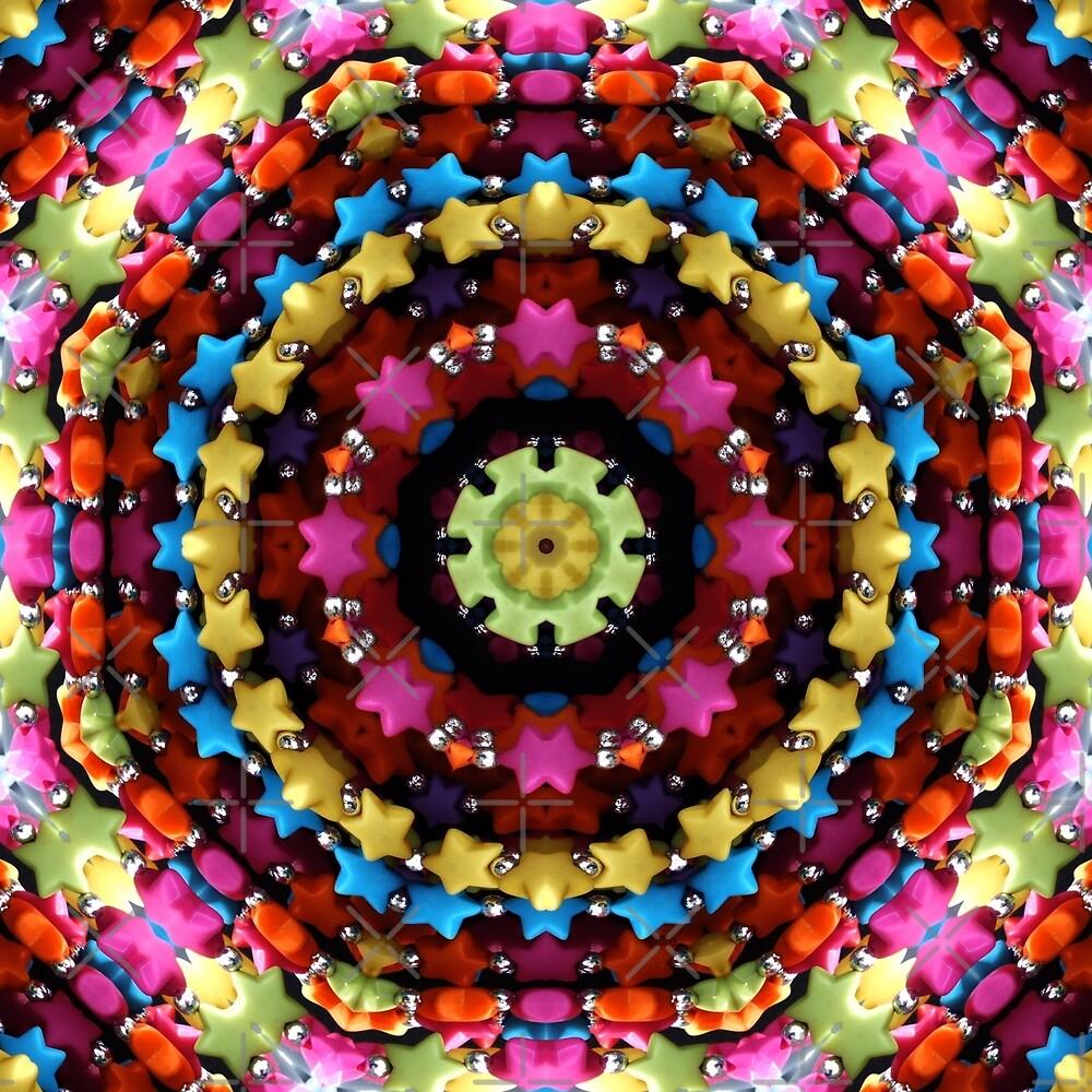 Beadstar (pattern) by Yampimon