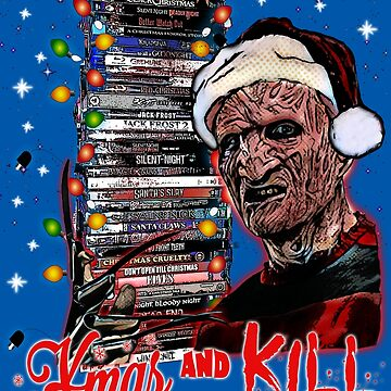 Xmas and Kill by JTK667