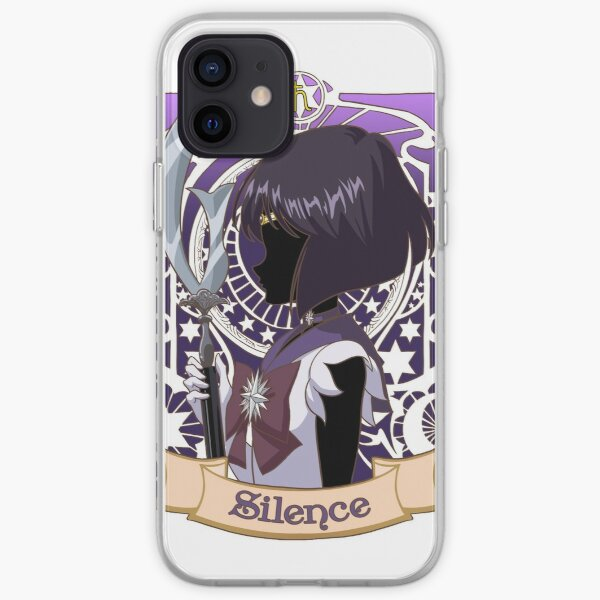 Soldier of Silence iPhone Soft Case
