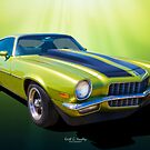 Brad's Camaro by Keith Hawley