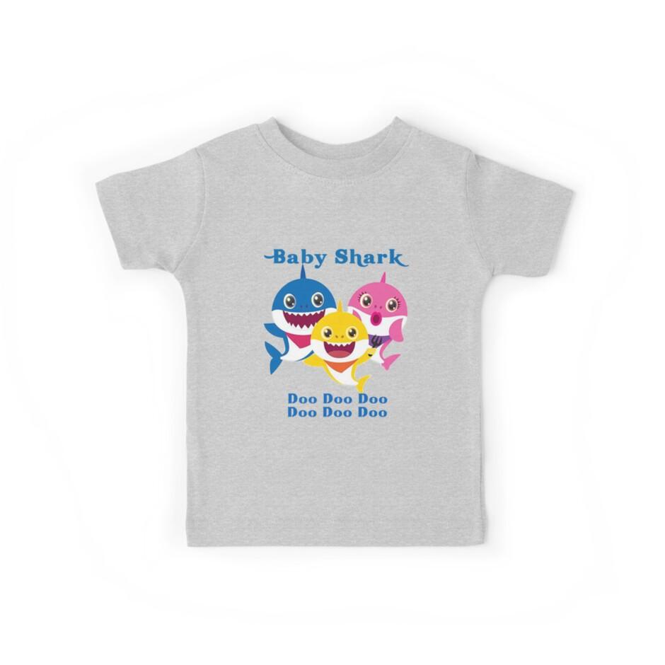 Baby Shark Doo Doo Doo Kindergeschenk von amethystdesign