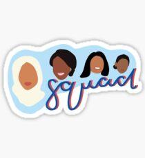 Ocasio-Cortez Squad Sticker