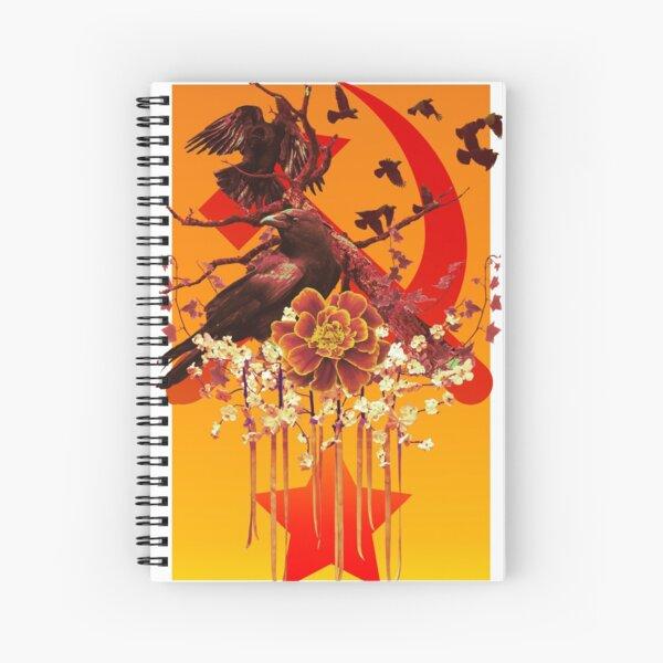 Hammer/Sickle 2.0 Spiral Notebook